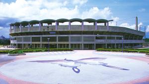 北谷公園 野球場