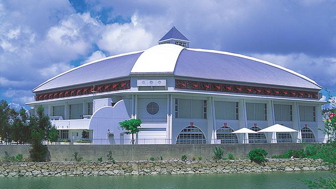 北谷公園 屋内運動場(北谷ドーム) 8月の大会・イベント