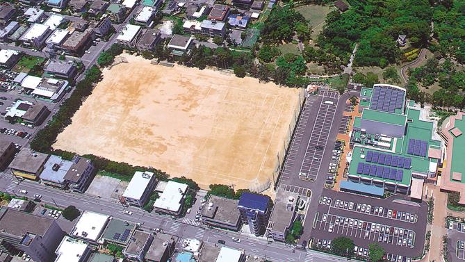 桑江総合運動場8月の大会・イベント
