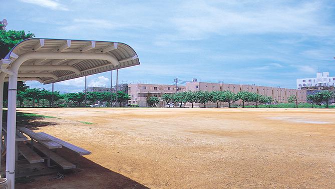 砂辺馬場公園ソフトボール場8月の大会・イベント